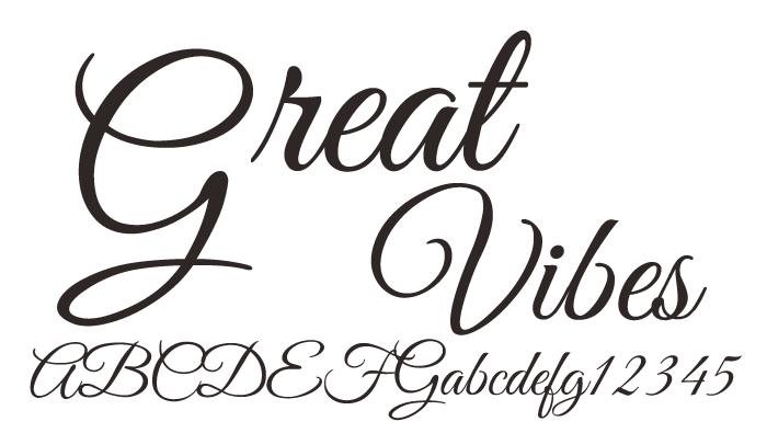 GreatVibes